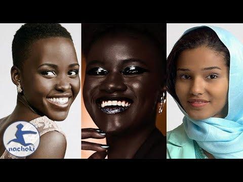 Top 25 Most Beautiful African Women
