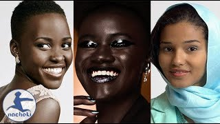 Top 25 Most Beautiful Women in Africa