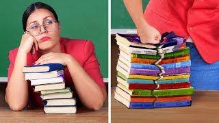 12 حاجة مسلية تعملوها لما تحسوا بالملل في الفصل