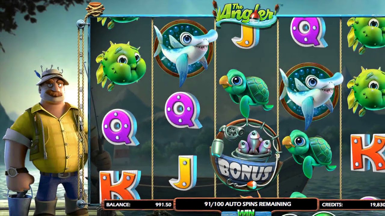 Super Exciting Slots With Jimbo! Compilation Session
