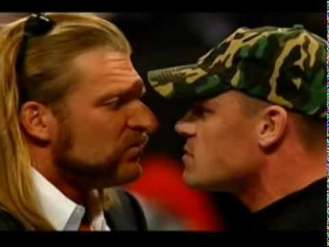 Triple H Wrestlemania 22 promo