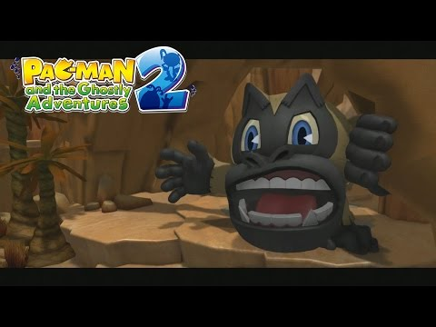 PAC-MAN And The Ghostly Adventures 2 Tokyo Game Show Trailer (Spanish)