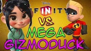 Disney Infinity: Toy Box Share - Mega Gizmoduck
