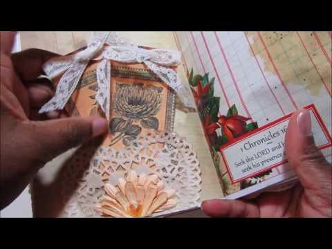 Bible Journals for Tsunami Rose Designs DT
