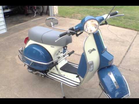 2012 Stella 4T 150cc The Genuine Scooter Company