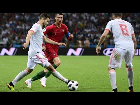 مونديال روسيا: المنتخب البرتغالي يتعادل مع نظيره الإسباني (3-3) بثلاثية لرونالدو  - 10:22-2018 / 6 / 18