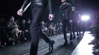 Gucci Presents: Men's Fall/Winter 2014-2015 Backstage Report Thumbnail