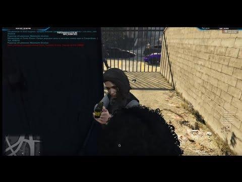 Беспредел на решетке    GTA 5
