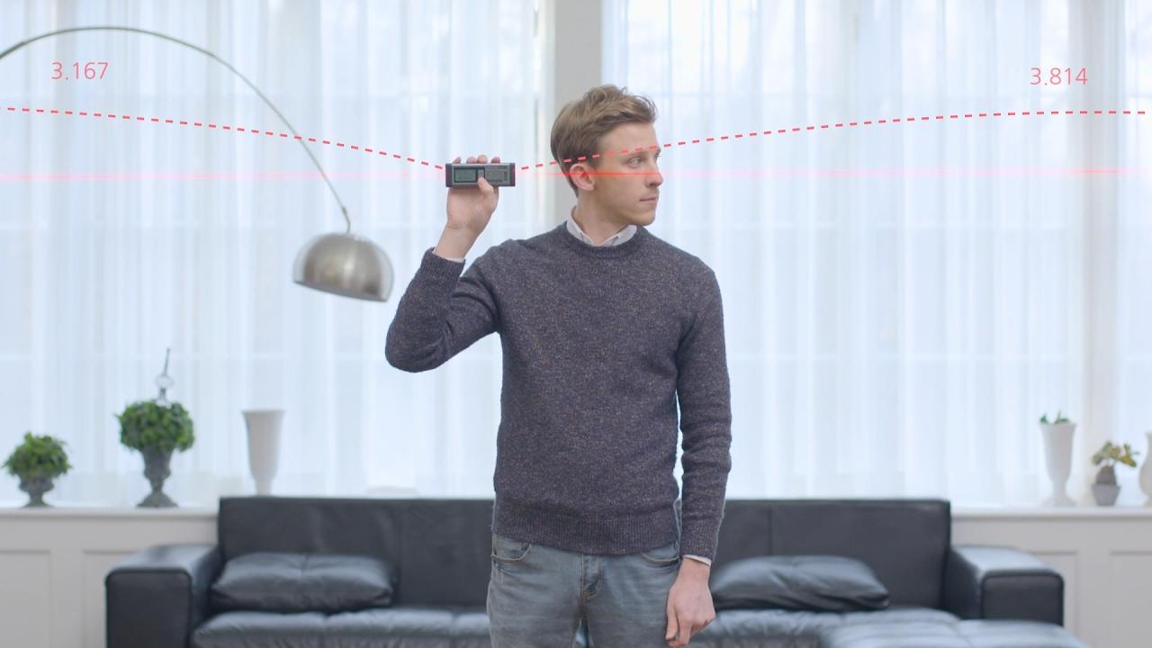 VH-80 // Bilateral Laser Measuring Tool video thumbnail