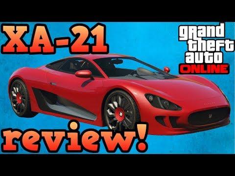 Ocelot XA-21 review! - GTA Online