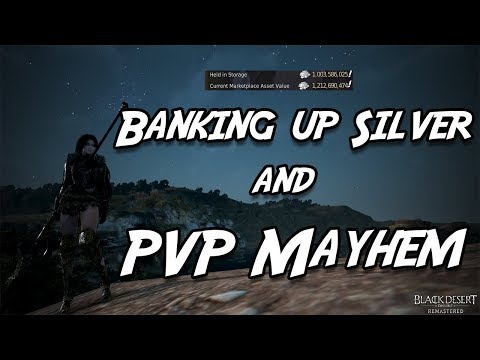 BDO - Lots of PvP and Grinding This Week || Road to Softcap
