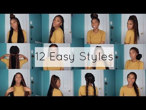 How to Style Box Braid Like a Pro