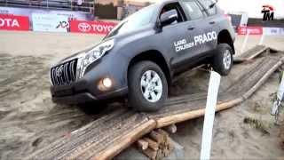 Toyota Off Road Experience 2015 - Boulevard de Asia