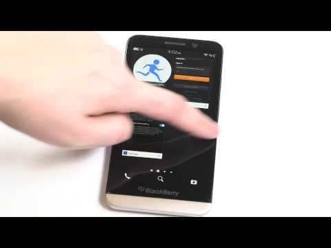 The Amazon Appstore on BlackBerry 10.3.1
