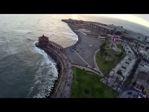 Mar de La Punta - Callao - Perú