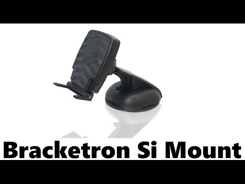 Best Car Mount: Bracketron Si (Earth Elements Series)