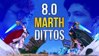 8.0.0 MARTH DITTOS! Mr. E and Mkleo FIRST TO 10!