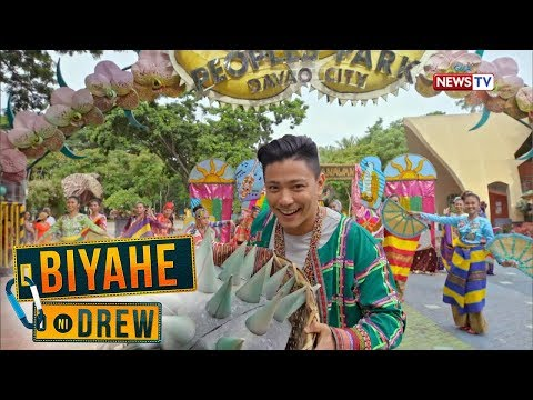 Biyahe ni Drew:  Flavors of Davao | Full episode
