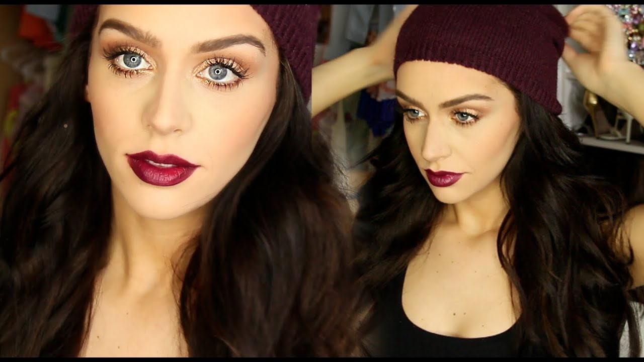 Get Ready With Me Carli Bybel