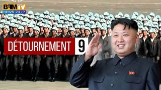 Défilé Militaro-Féérique en Corée du Nord - Détournement