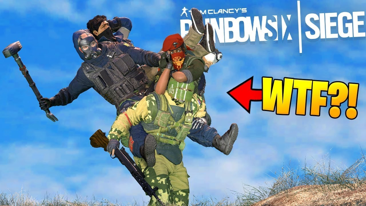 Rainbow Six Siege - FAILS & WINS: #26 (Best R6S Funny Moments Compilation)