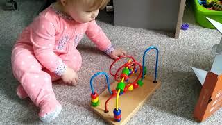 VIGA Toys Лабиринт Бусинки/Wire Beads