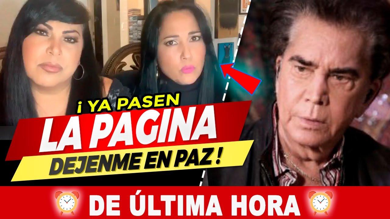 🔴😨 ¡ Al Puma Rodriguez 𝗡𝗢 𝗟𝗘 𝗜𝗠𝗣𝗢𝗥𝗧𝗔 𝗘𝗡 𝗔𝗕𝗦𝗢𝗟𝗨𝗧𝗢 Sus Hijas Mayores ! 🔻💥