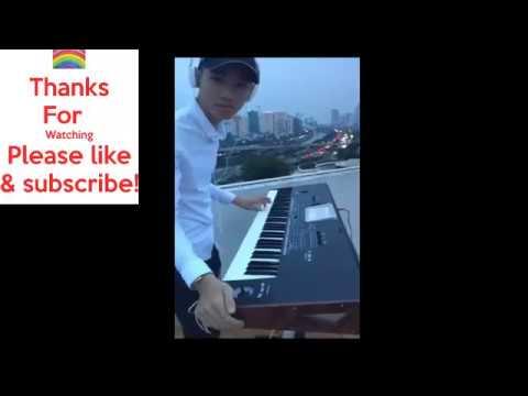 Nhạc trẻ Remix 2016 ( Piano ) - Khánh Nện Đàn