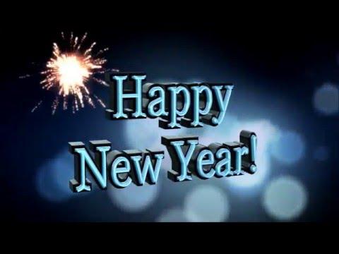Happy New Year 2016 - Beautiful New Year...