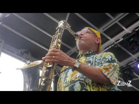 BWB Norman Brown, Kirk Whalum, Rick Braun 2016 Steel City Jazz Festival in Birmingham Alabama