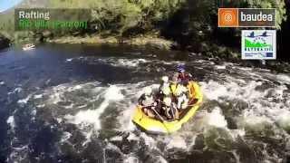 Rafting en Galicia [Río Ulla, Padrón] - Baudea™ Aventura Galicia
