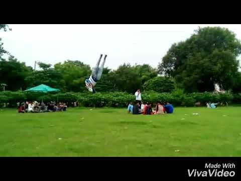INDIAN Stunners/    mind blowing stunt by indian boys       Tushar and Divyansh group