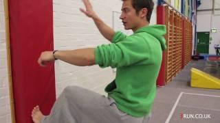 learn wall flip 360 - 3RUN Parkour, Free Running & Tricking Tutorials