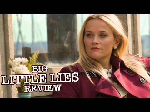 Big Little Lies Review - Nicole Kidman, Reese Witherspoon