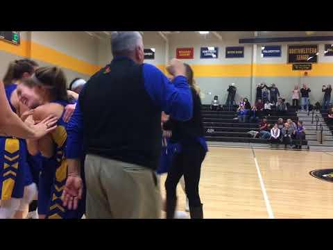 Wilson girls basketball team beats Northwestern in 2018 Colonial League playoffs