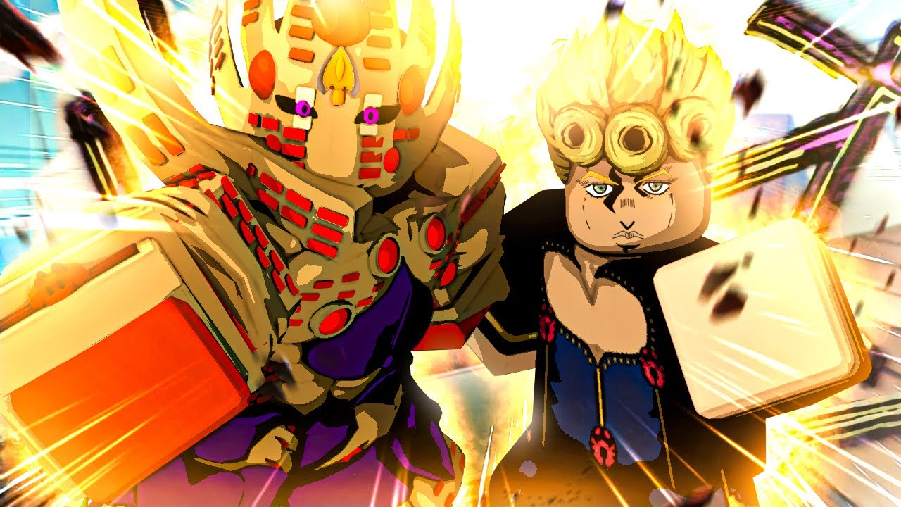 Download New Roblox Jojo Game Showcase Road to Heaven Stand Unleashed...