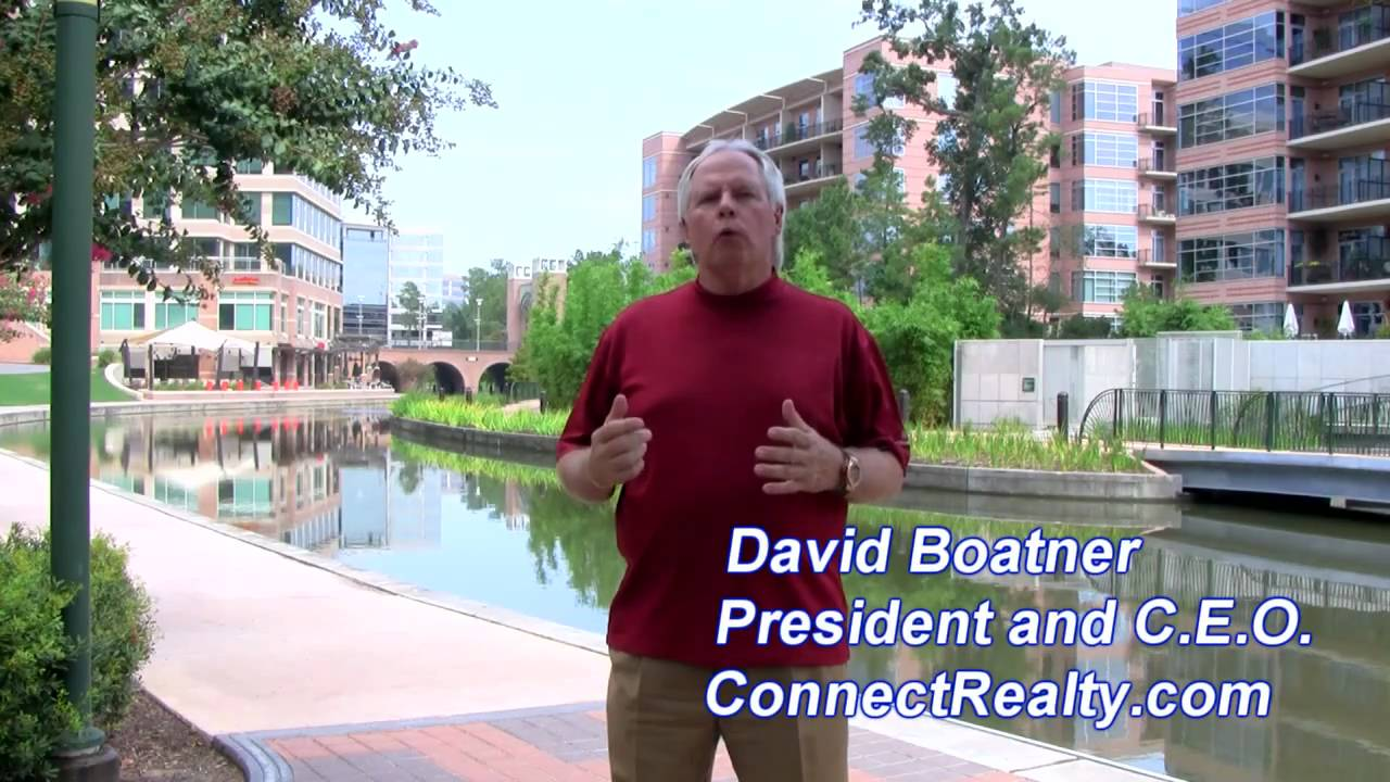 Connect Realty Update From The Woodlands Texas