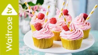 Martha Collison's Pink Lemonade Cupcakes | Waitrose