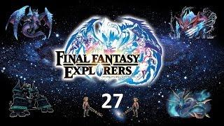 Final Fantasy Explorers (ger) Endgame - 27 Gilgamesh + Ultimate Otherworld Weapon α