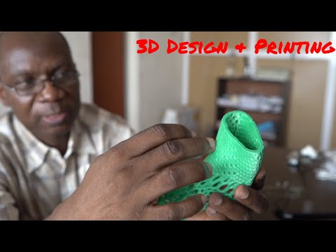 3D Design and Additive Manufacturing in Nigeria with Xtremechanics
