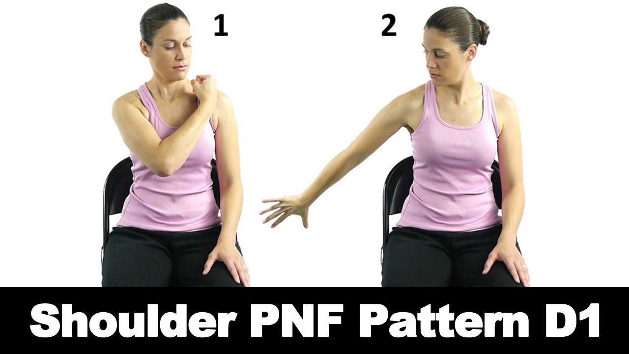 Download Shoulder PNF Pattern D1 - Ask Doctor Jo