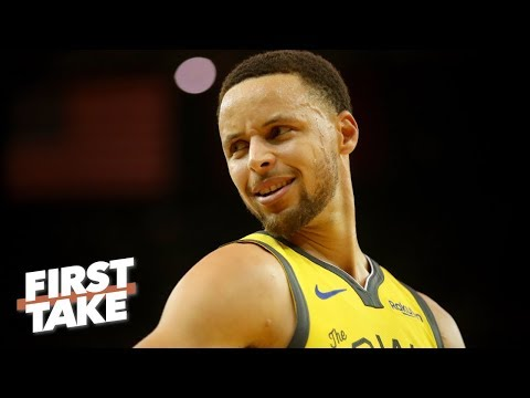 Warriors will make a statement to the Nuggets before 2019 NBA playoffs - Stephen A. | First Take thumbnail