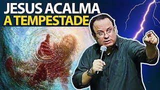 Video Jesus acalma a tempestade e anda sobre as águas (Mateus 14) Felipe Seabra download MP3, 3GP, MP4, WEBM, AVI, FLV Oktober 2018