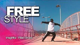 """CANILHAS """"Plaid Shoes"""" Freestyle Hip Hop Dance"""