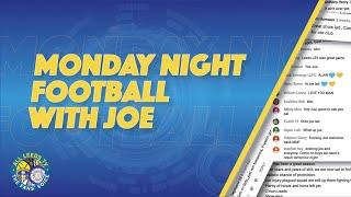 Monday Night Football | LIVE