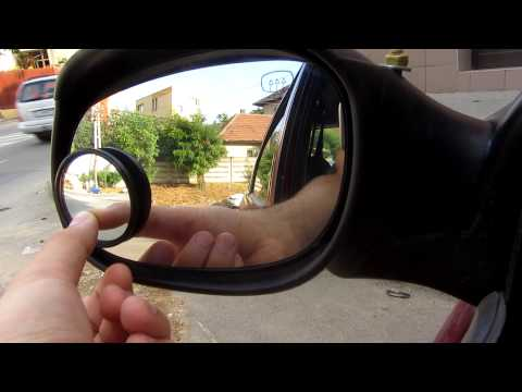 Blind Spot Mirror Unboxing Installation Test Youtube