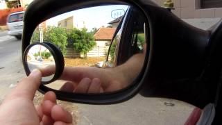 blind Spot Mirror (Unboxing, Installation, Test)
