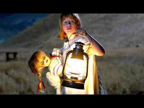 Movie Reviews: 'Annabelle: Creation' not particularly scary