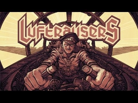 Luftrausers Aerial Combat - Gameplay