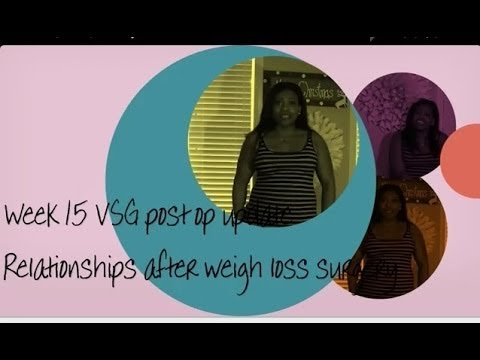 dating after bariatric surgery